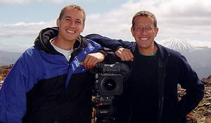 Taupo with Richard Quest